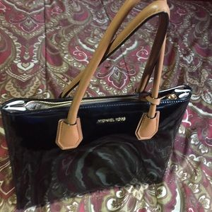 Womens Black Original Michael Kors Purse